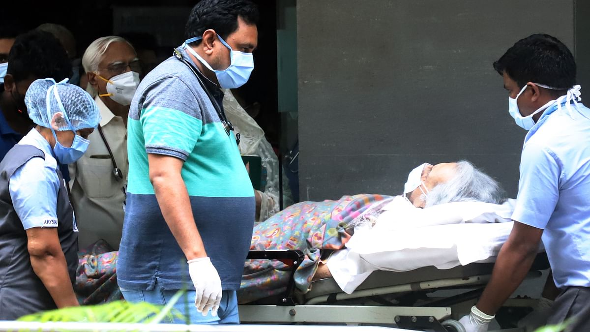 Dilip Kumar admitted to ICU of Mumbai hospital due to breathlessness