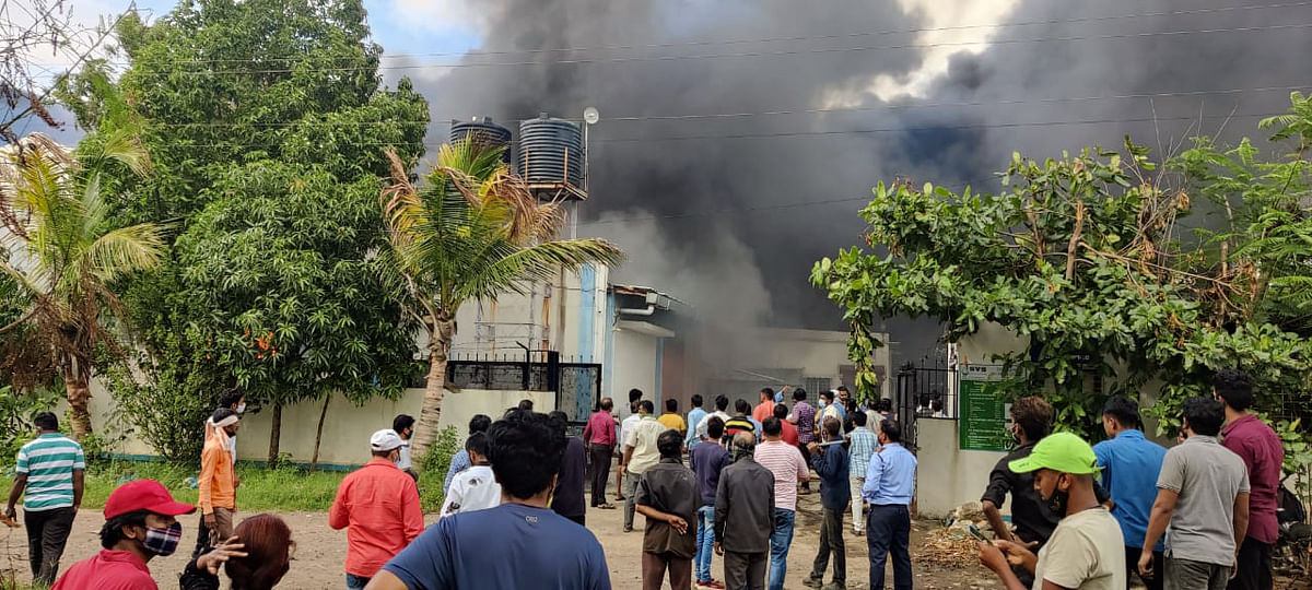 Pune: Culpable homicide case lodged against owner of chemical plant after fire kills 17 workers