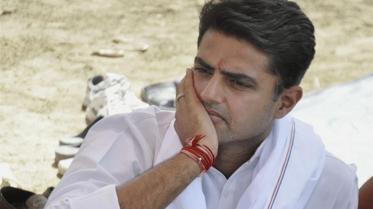 'Is Sachin Pilot next?': Twitter abuzz with rumours after Congress' Jitin Prasada joins BJP