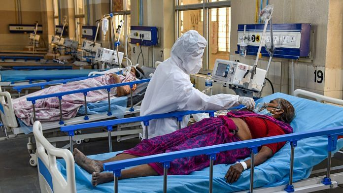 COVID-19 cases in India see a decline but Caregivers still in trauma