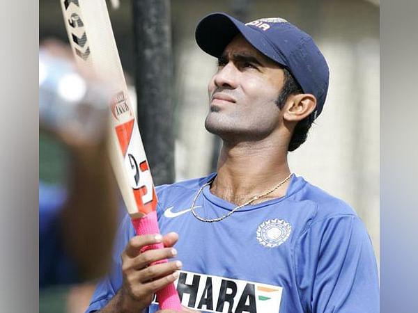 Indian professional cricketer Dinesh Karthik