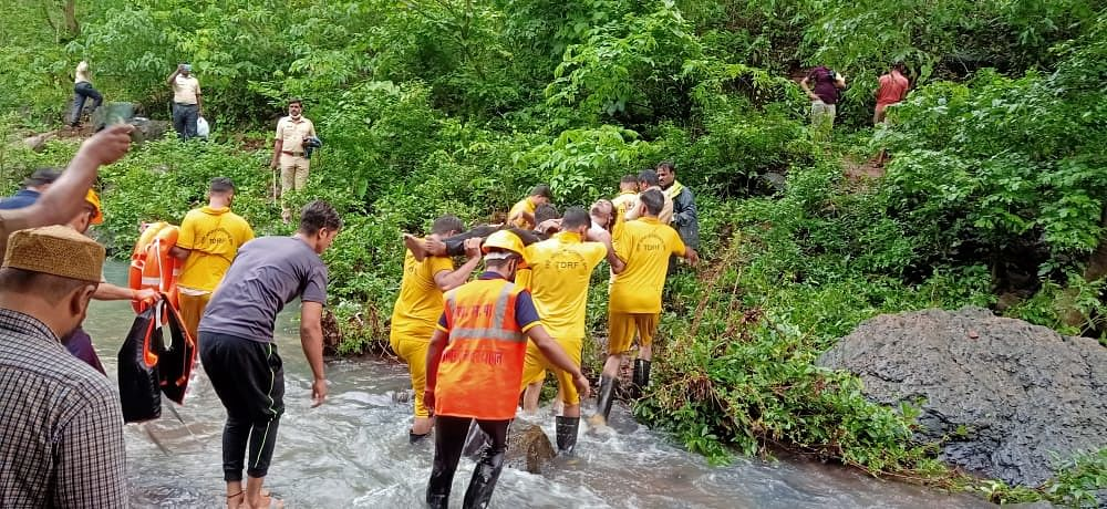 Thane: Three persons drown at two different locations on Sunday