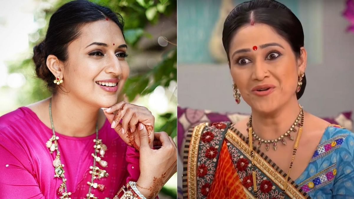 Divyanka Tripathi reacts to rumours of Dayaben's role being offered to her in 'Taarak Mehta...'