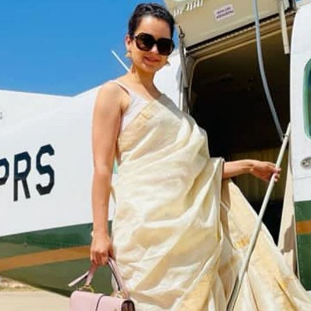 Kangana Ranaut claims she hasn't paid half of her last year's taxes because of 'no work'