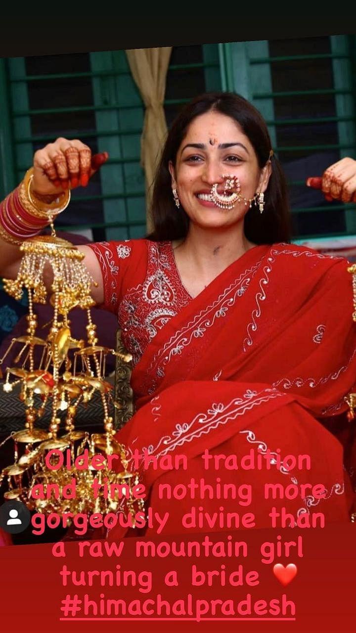 Kangana Ranaut reacts to Yami Gautam's wedding pics, calls her 'raw mountain girl'