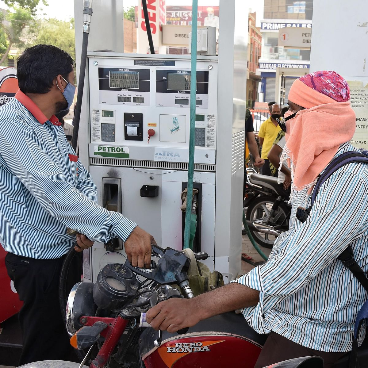 Fuel prices remain unchanged for 16th consecutive day; petrol hovers above Rs 101 in Delhi