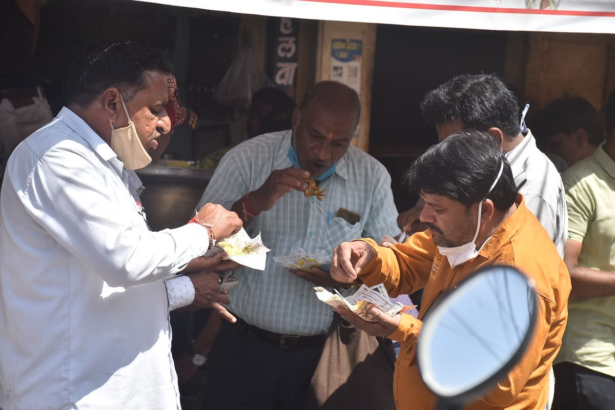 Indore: Sweets and namkeen shops may reopen soon