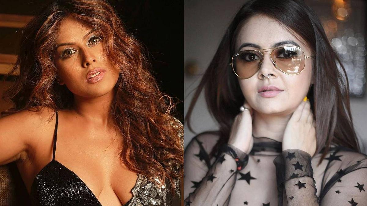 'She makes pathetic dance reels': Nia Sharma mocks Devoleena Bhattacharjee over Pearl V Puri rape case; latter reacts