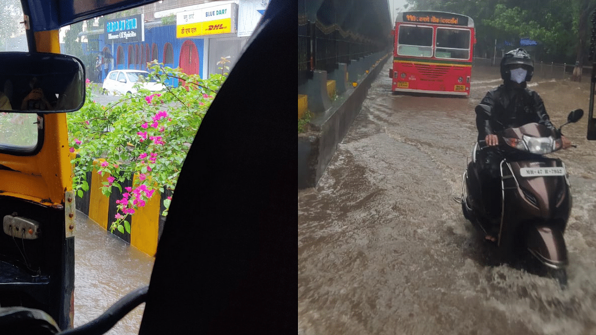 'Day 1 and chaos': Mumbaikars complain of water-logging as monsoon arrives; share pics and videos