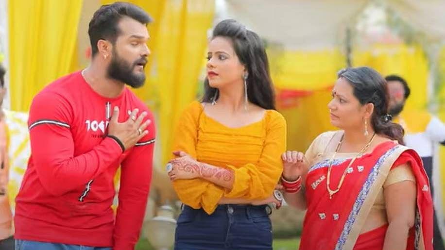 Mumbai: Complaint filed against Bhojpuri actor Khesari Lal Yadav for 'obscene content' in 'Chachi Ke Bachi' MV