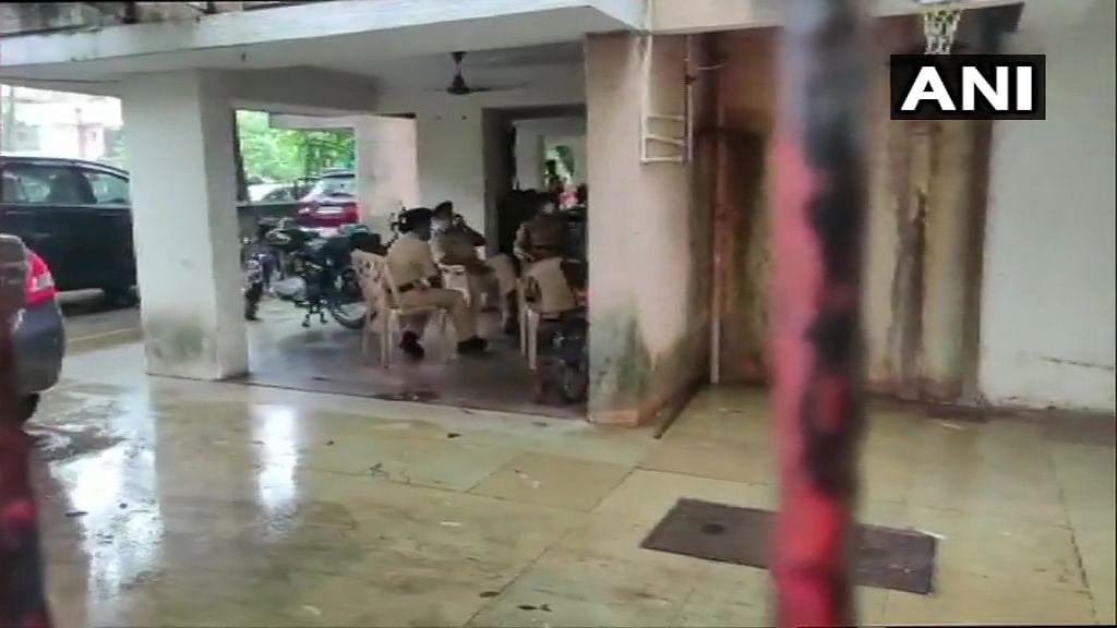 Watch: NIA conducts raid at Mumbai residence of Shiv Sena leader and former 'encounter specialist' Pradeep Sharma