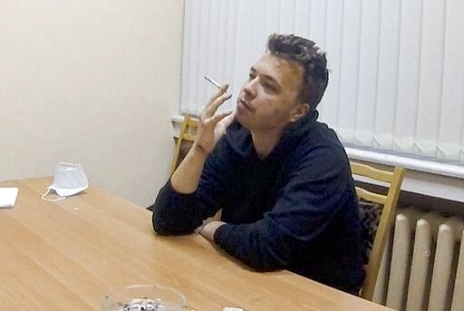 Jailed Belarus journalist Raman Pratasevich: Mass protests have fizzled