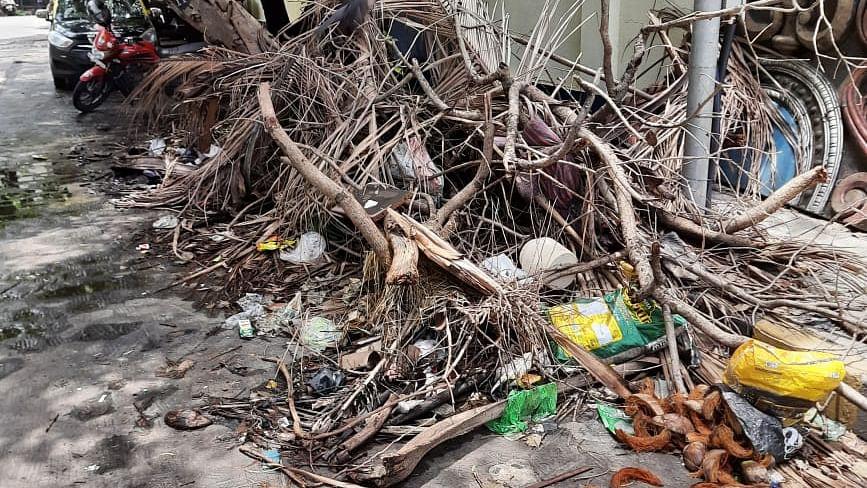 Mumbai: Hey BMC, please clean this up