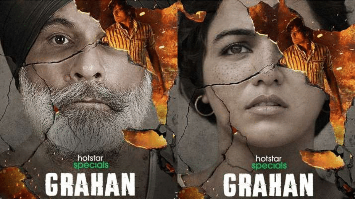 #BanGrahanWebSeries trends on Twitter; netizens call it objectionable for showing a Sikh initiating 1984 riot