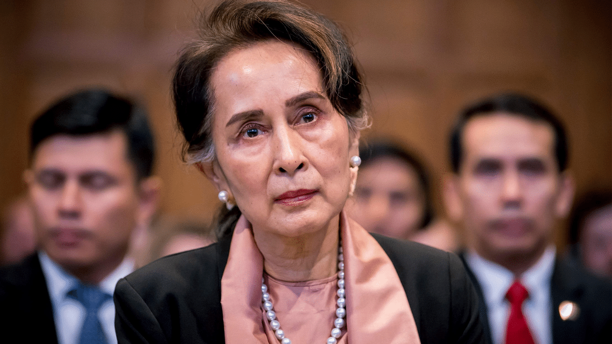 'What a shameless act!': Twitterati condemn new corruption charges levied against Myanmar leader Aung San Suu Kyi