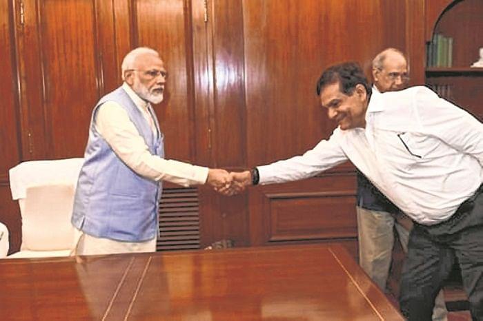 PM Modi aide AK Sharma becomes UP BJP vice-prez