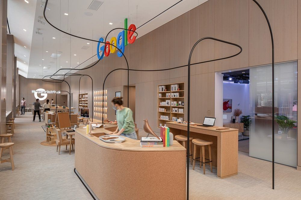 Google opens first-ever brick-and-mortar retail store in New York; see pics