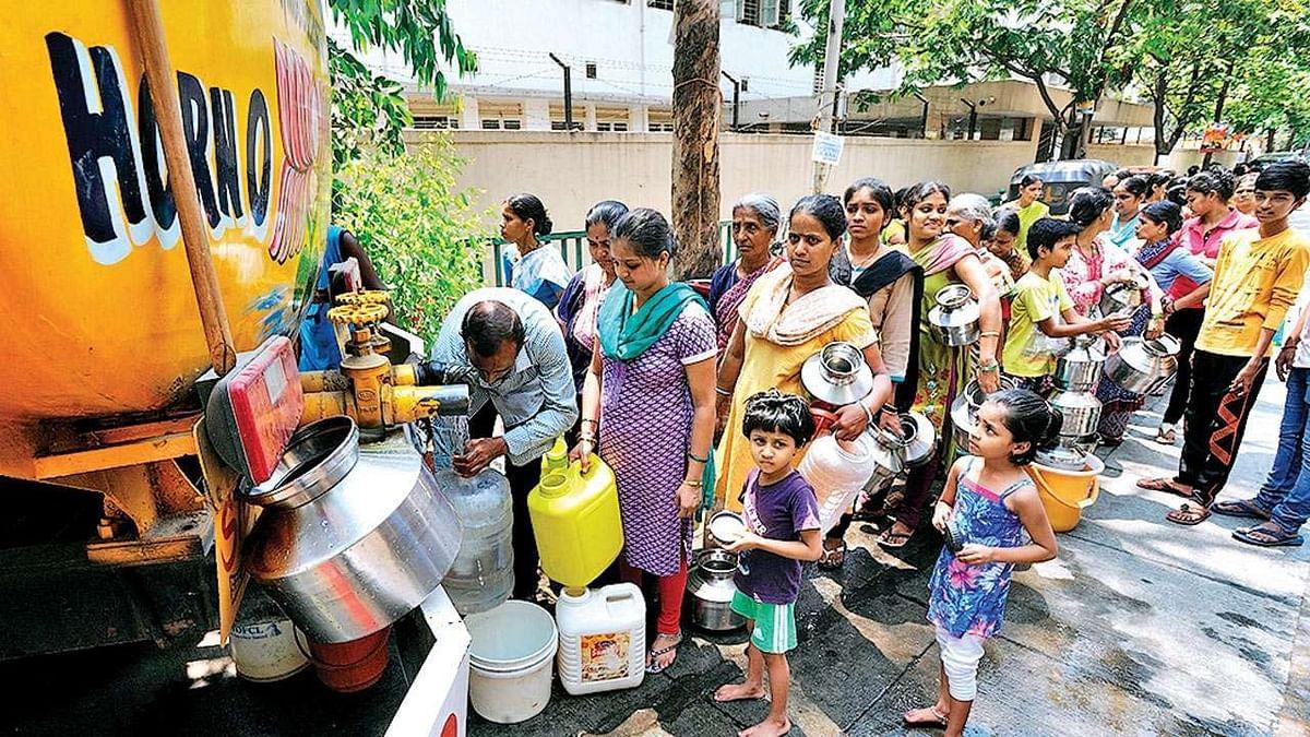 Water supply in Mumbai not equitable: Praja Foundation