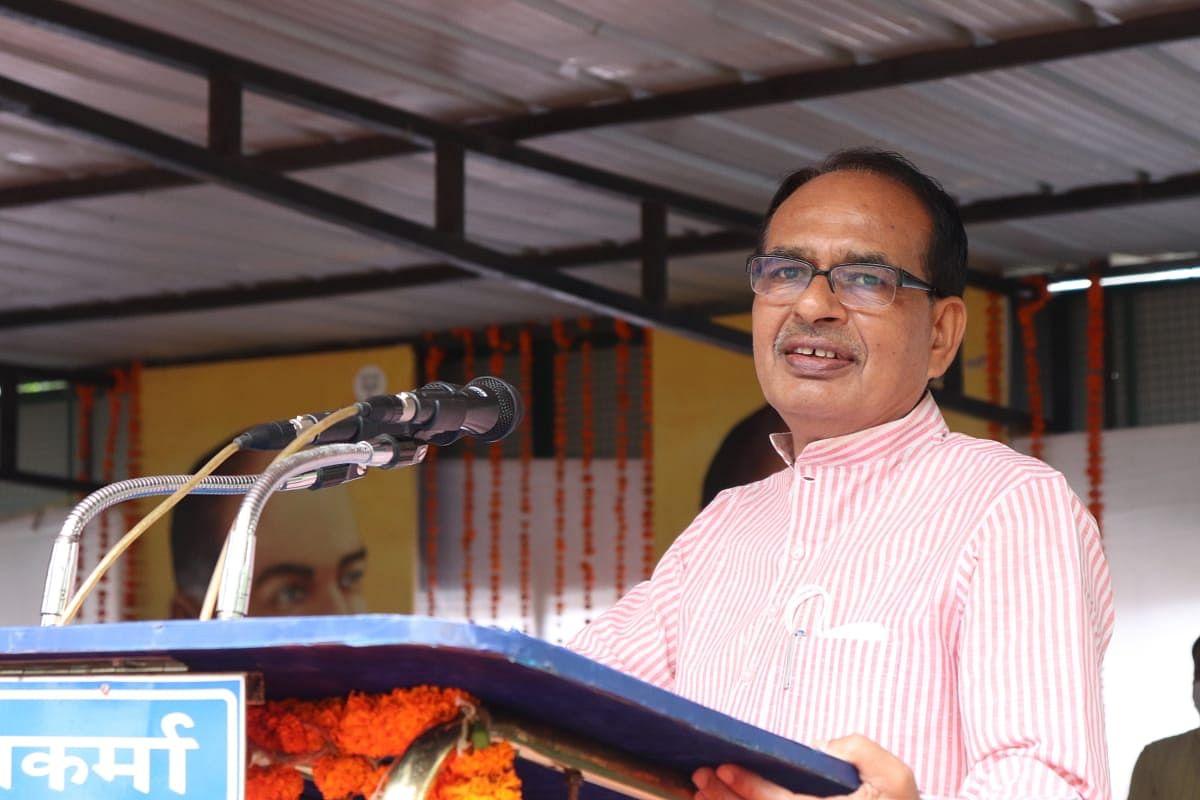 Bhopal: Shivraj Singh Chouhan slams Digvijaya Singh over remark on alleged 'Taliban meet'