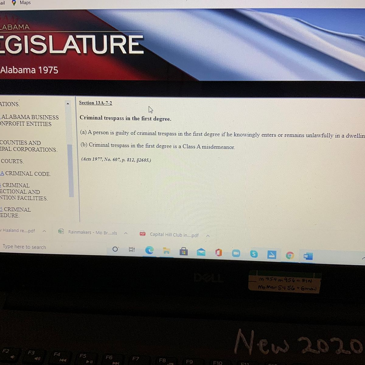US Congressman's tirade after being served lawsuit over Capitol riots goes awry as he tweets out Gmail password and pin