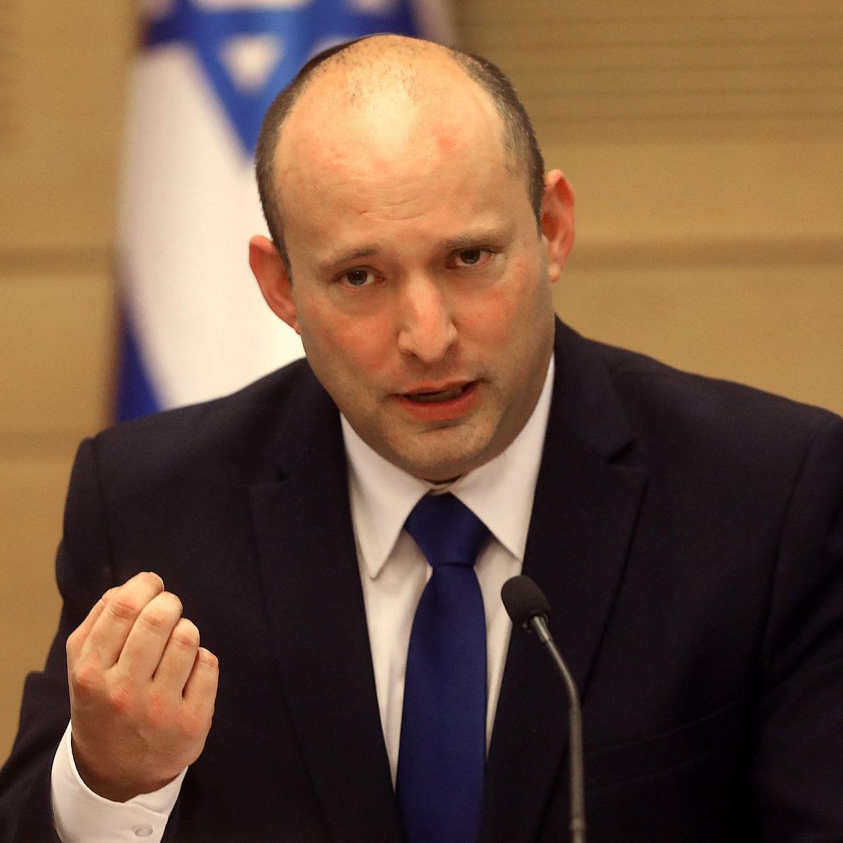 New Israeli PM Naftali Bennett warns Hamas against 'any more violence'