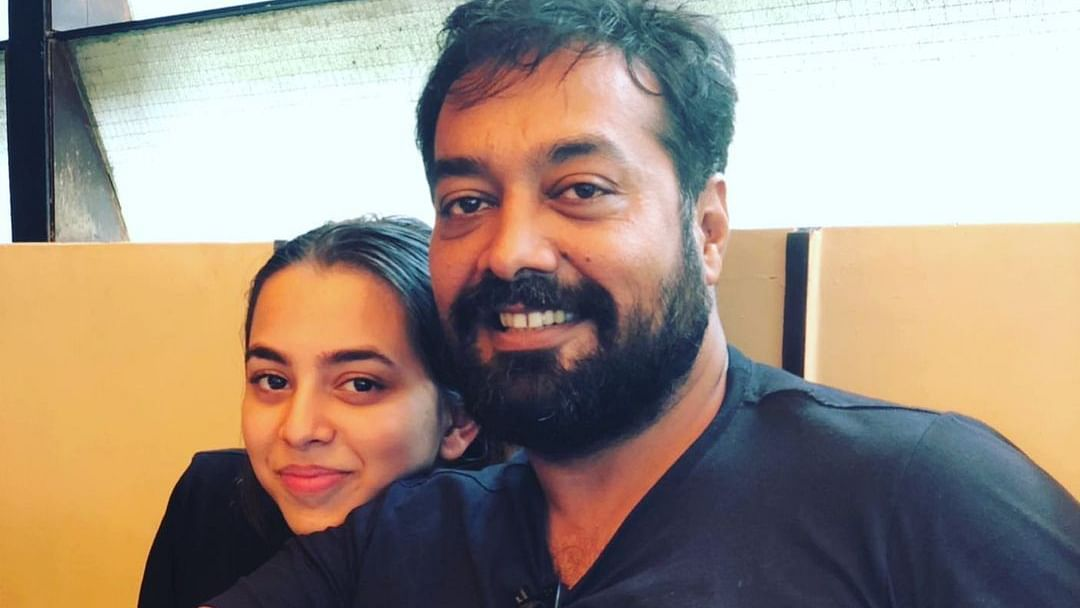 Anurag Kashyap's daughter Aaliyah asks him about premarital sex, here's what the filmmaker has to say