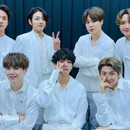 'The harder the job, the greater the satisfaction': K-pop band BTS reveals their hardest songs