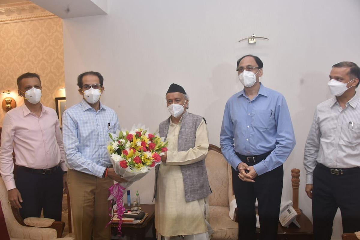 Maharashtra leaders extend birthday wishes to Guv Koshyari