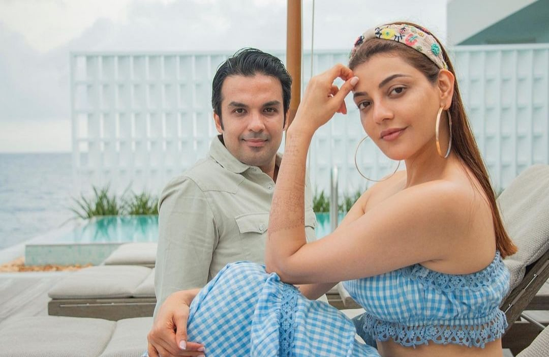 Kajal Aggarwal Birthday Special: Sweetest moments with hubby Gautam Kitchlu