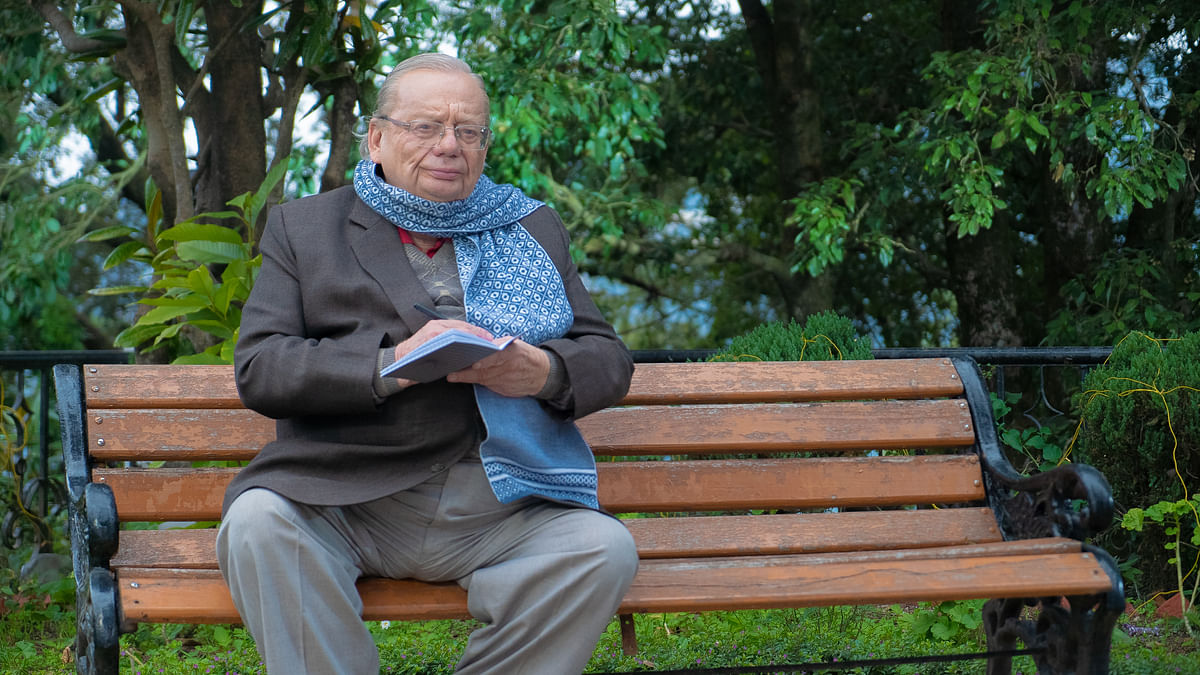 I like to tell a good story, entertain young readers: Ruskin Bond