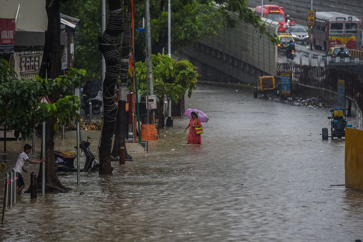 Mumbai: In just 13 days, city receives 715.3mm rain, exceeds average target