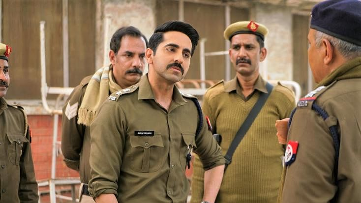Ayushmann Khurrana celebrates 2 years of 'Article 15', says 'need such films to pull back people to theatres'