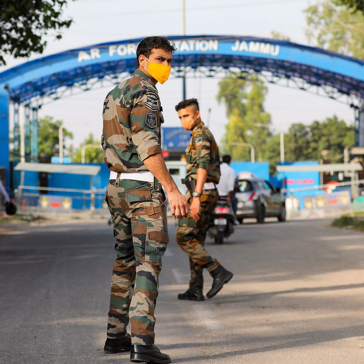 J&K Police registers FIR under UAPA after two blasts rock Indian Air Force station in Jammu