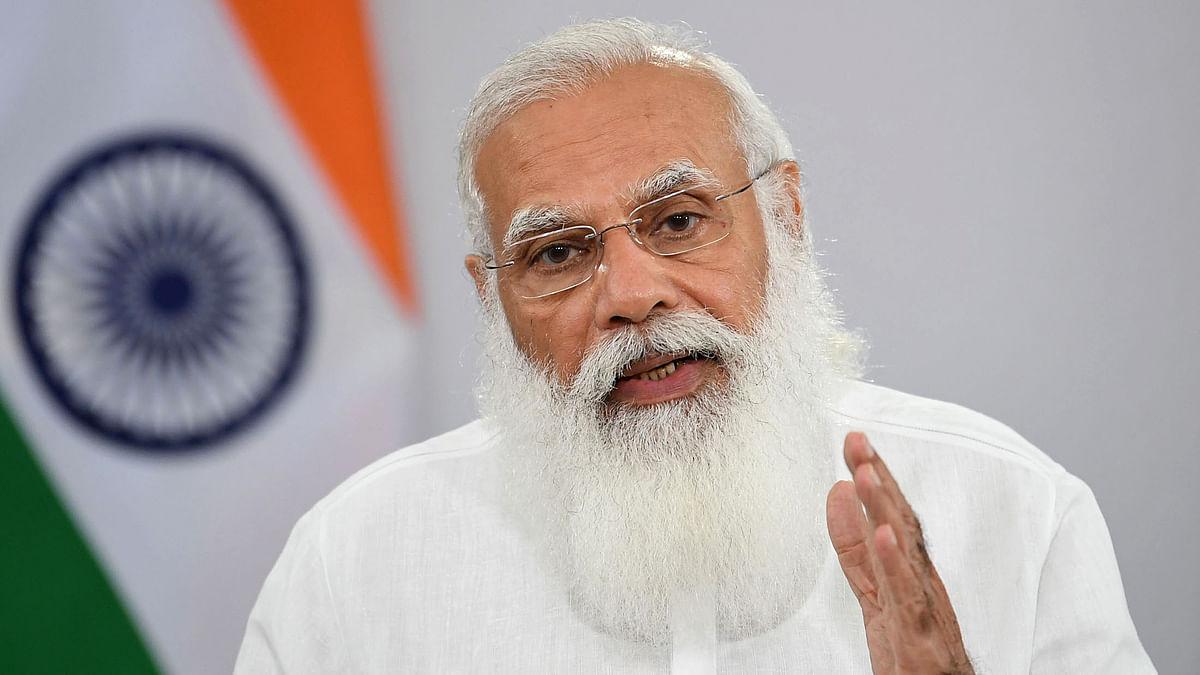 India's COVID-19 vaccination drive keeps gaining momentum: PM Modi