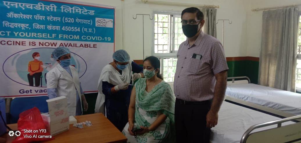 Madhya Pradesh: 100% vaccination done in Khargone; Free vaccination camp held in Sanawad