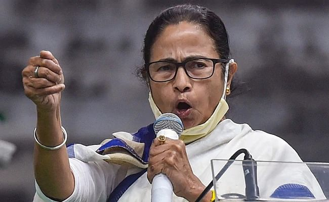 Centre trying to bulldoze Twitter like it tried to do with my govt:Mamata