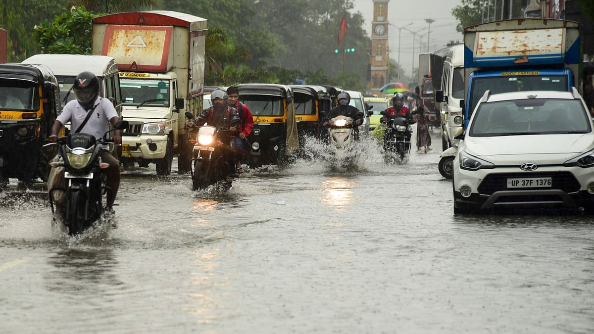 Navi Mumbai Weather Update: Satellite city received 74.90 average rainfall in last 24 hours, says NMMC as heavy rains continue