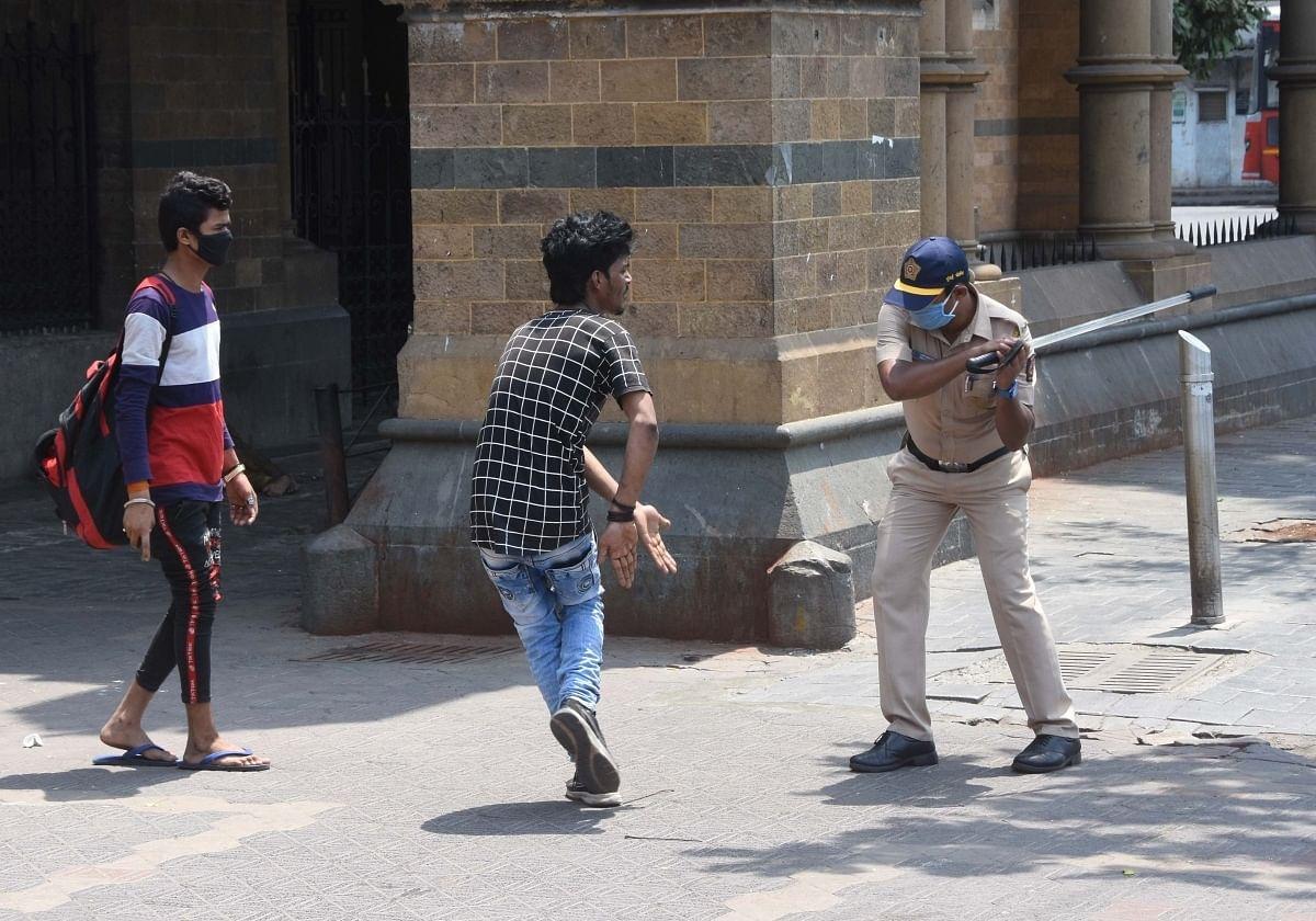 Mumbai's mask violators double in two weeks