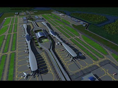 Adani group to operate new Navi Mumbai International Airport