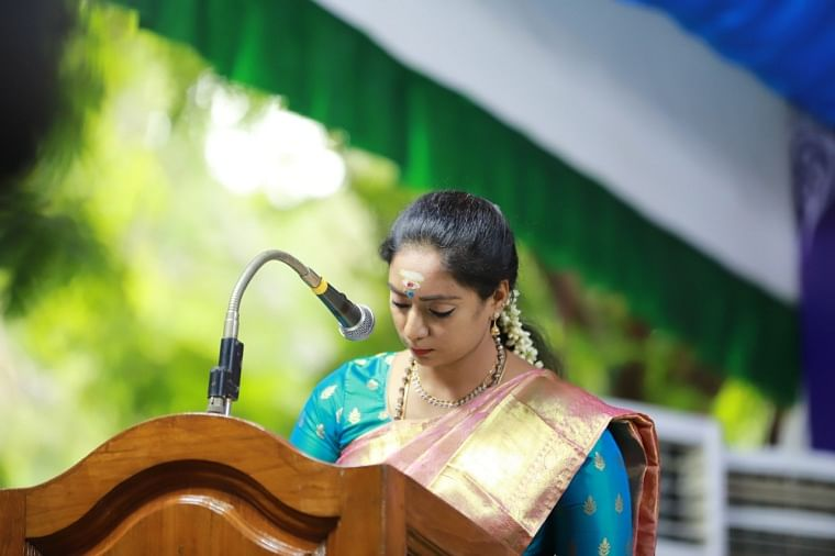 Who is Chandira Priyanga? All you need to know about AINRC MLA who became Puducherry's first woman minister in 40 years