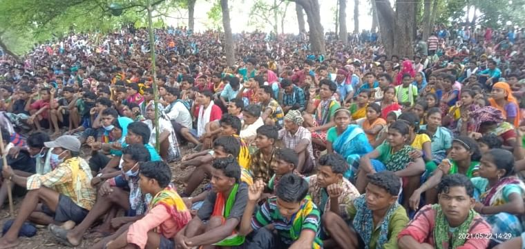 Silger firing: Tribals demand immediate removal of CRPF camp, CPR asks a day time