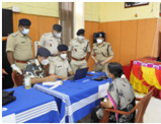 CRPF nears completion of vaccination of its personnel