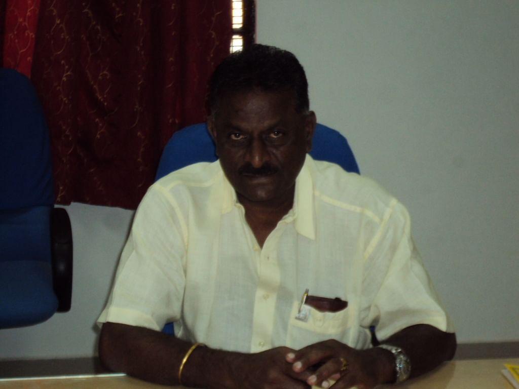Vasudevan Baskaran