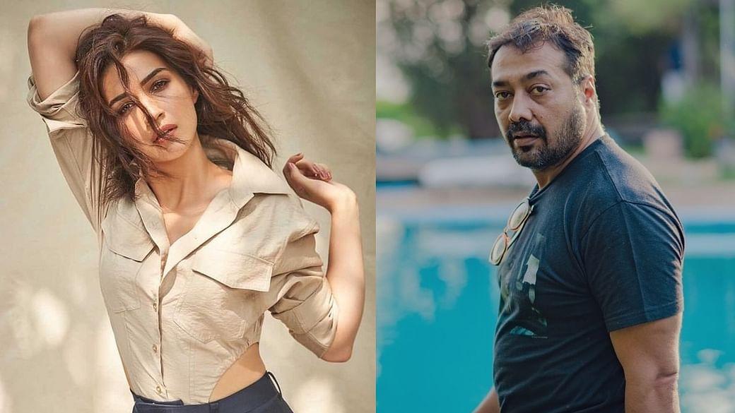 Kriti Sanon to star in Quentin Tarantino's 'Kill Bill' Hindi remake  directed by Anurag Kashyap?