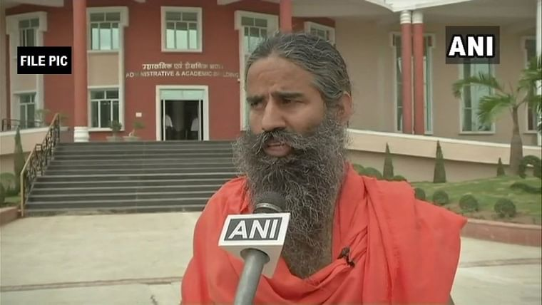 Ramdev moves SC seeking stay on multiple cases against him over remarks on allopathy