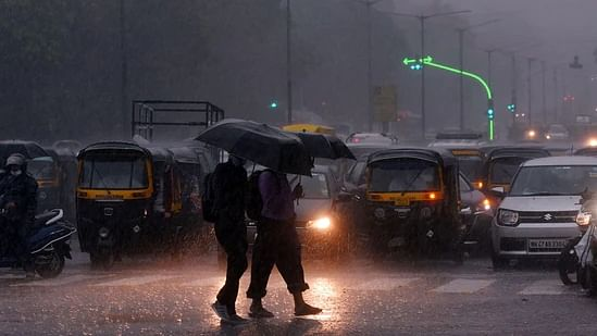 IMD downgrades its warning for Sunday from red to orange alert
