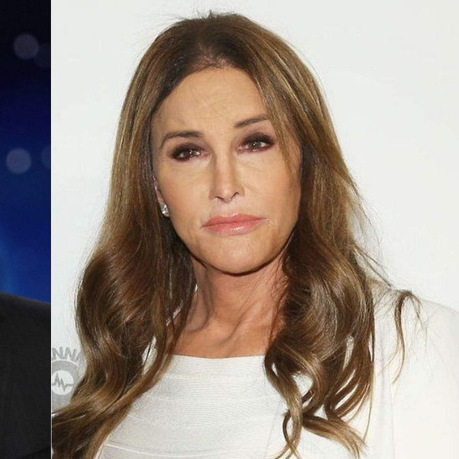 Caitlyn Jenner hits back at Jimmy Kimmel after he calls her 'Donald Trump in a wig'