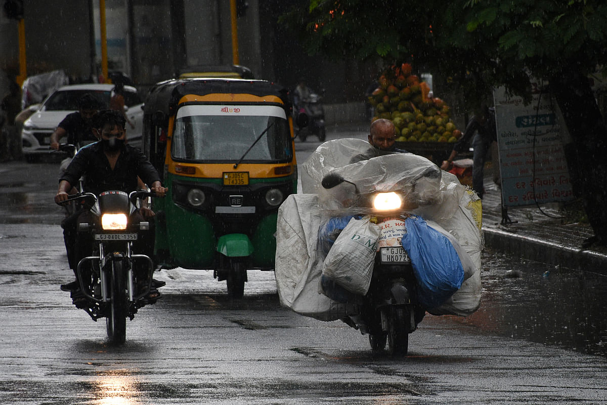 Mumbai, Thane, Palghar, Raigad to experience thunderstorm with lightning; here's weather forecast for next four days