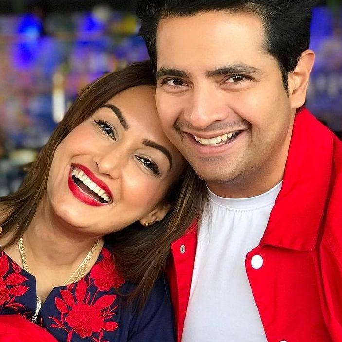 Amid Karan Mehra's arrest, actor's wife Nisha Rawal shares a cryptic post with son Kavish