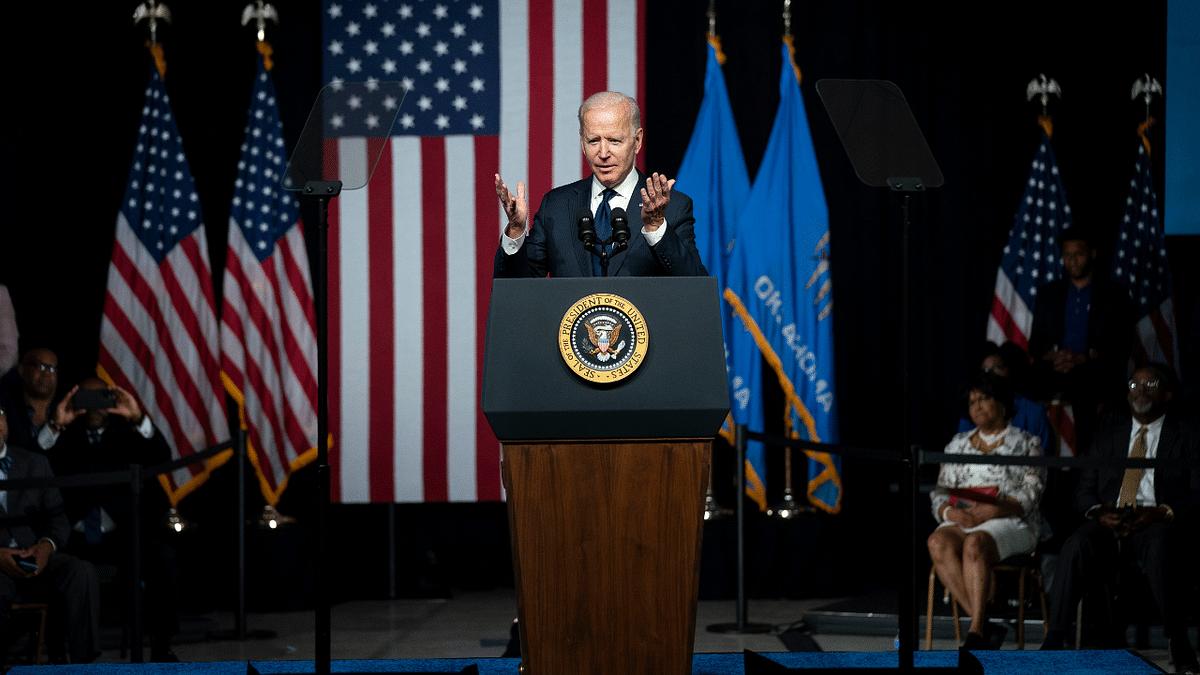 'Terrorism by white supremacy more lethal than ISIS or Al Qaeda': Joe Biden quotes US intelligence on Tulsa massacre's 100th anniversary